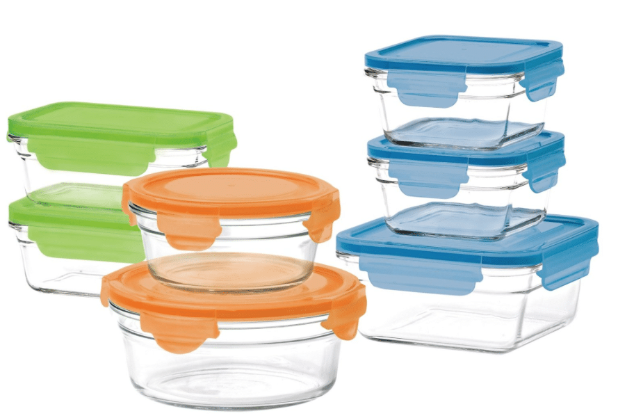 glasslike glass food storage