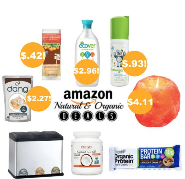amazon organic deals 8/24