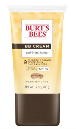 burt's bees bb cream