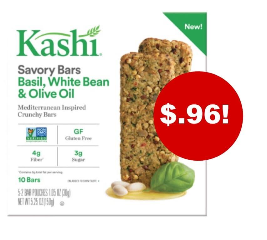 kashi savory bars coupon