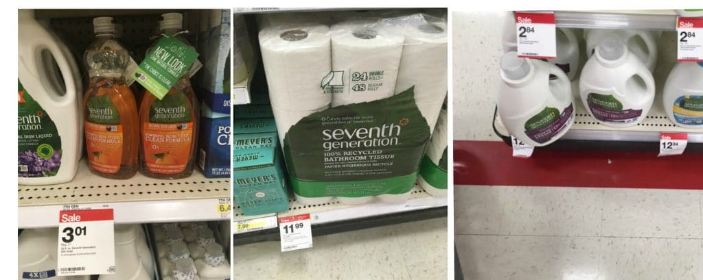 seventh generation target