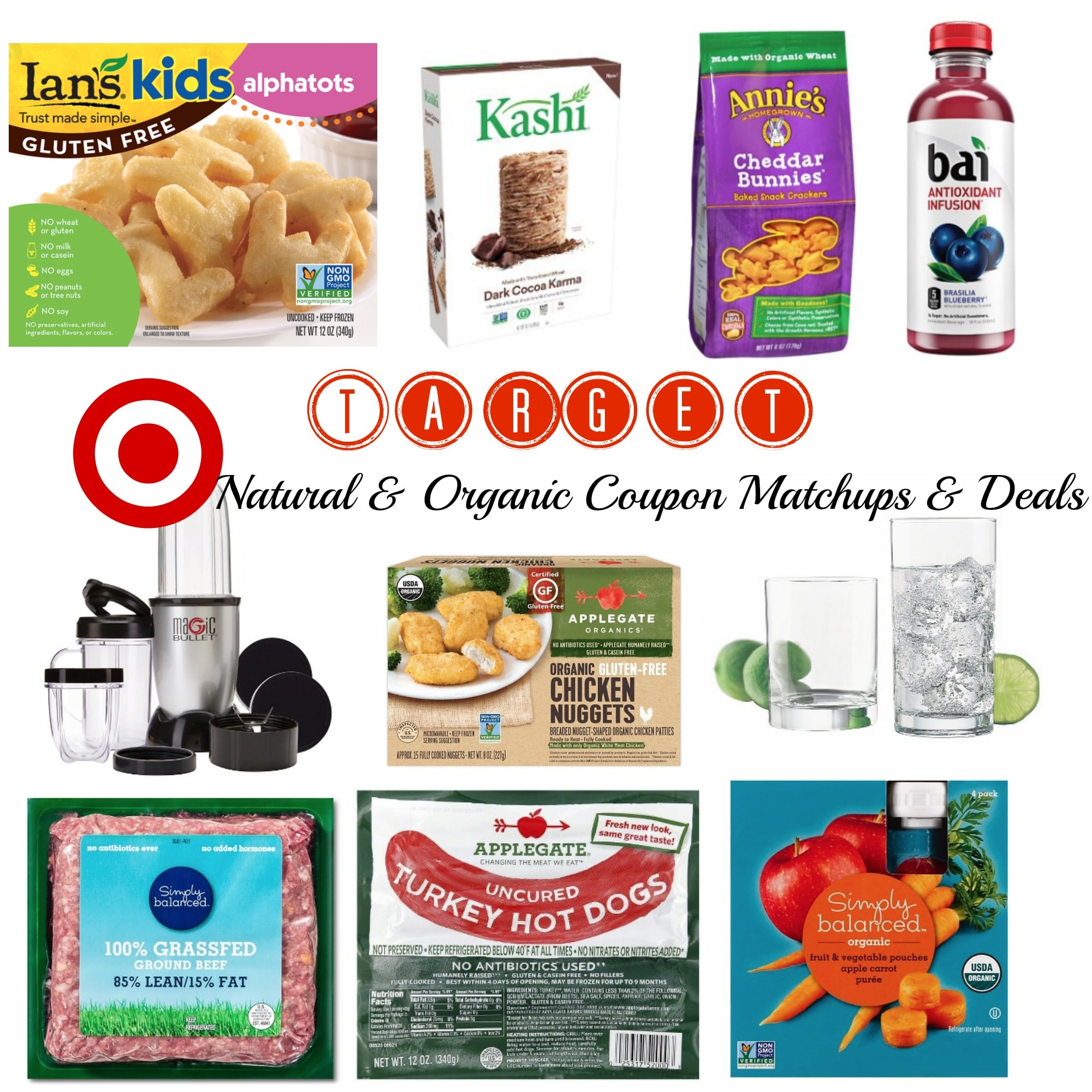 Coupon target deals