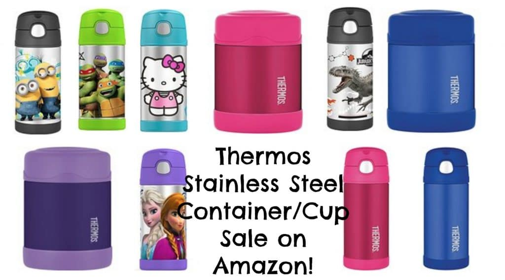 thermos funtainer stainless steel container cup sale