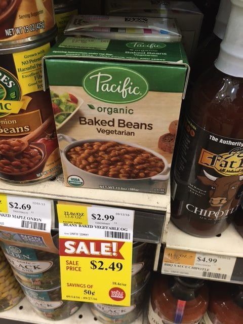 pacific beans whole foods
