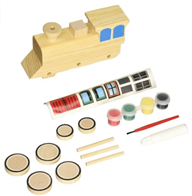 melissa and doug wooden train