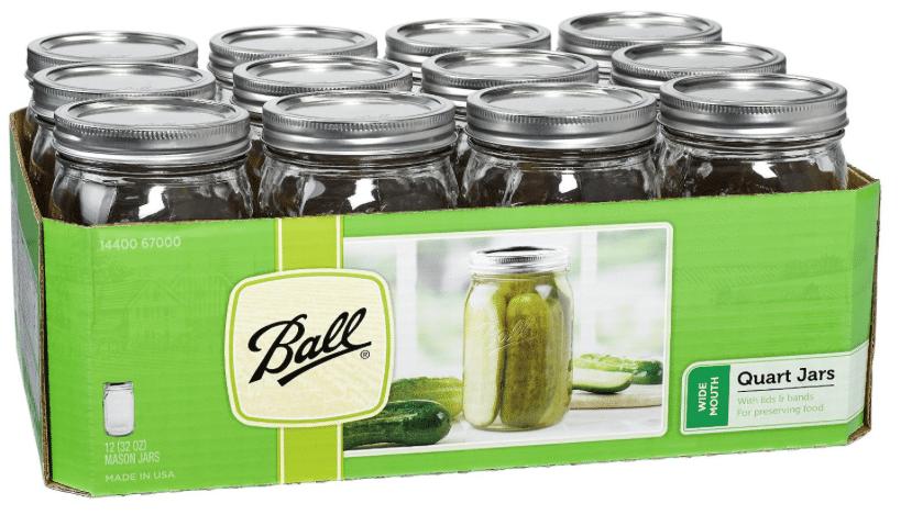 ball jars amazon