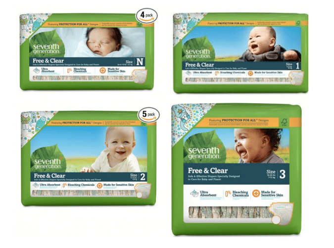 seventh generation diaper coupon