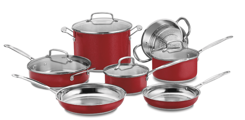 cuisinart classic cookware stainless steel hot deal