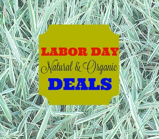 labor day 2016 natural and organic deals