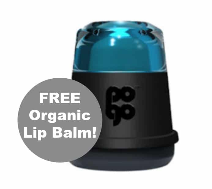 organic freebies free organic lip balm