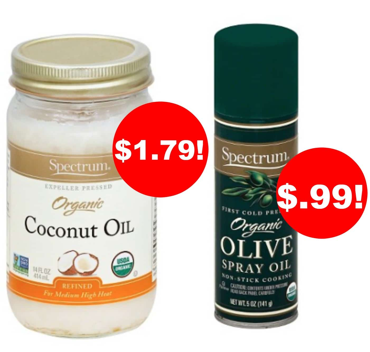 Coconut oil coupon 2018