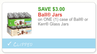 ball jar coupon