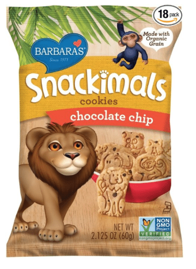 barbara's snackimals