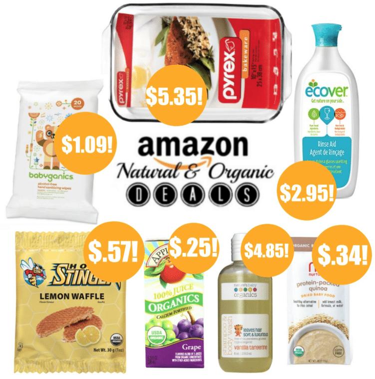 healthy amazon deals 10/16