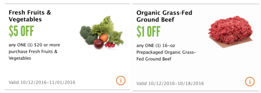 whole foods app coupons 10/12