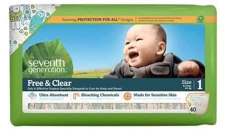 seventh generation diapers