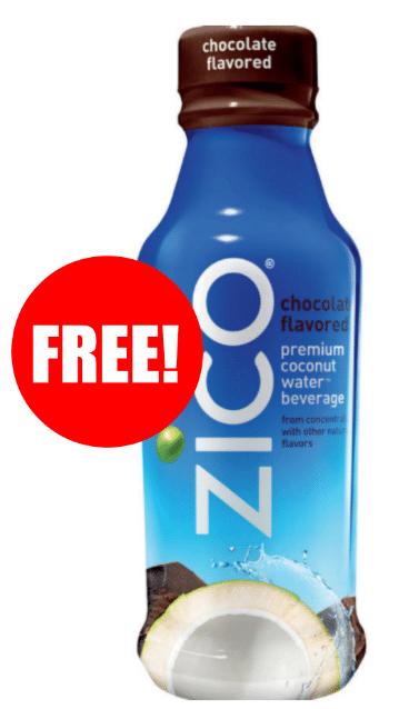 free zico coconut water target
