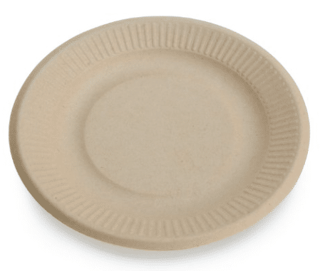 eco-friendly tree-free plates