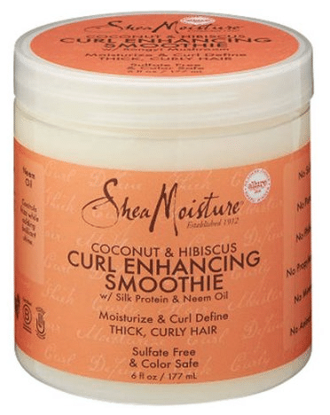 sheamoisture hair curl enhancing smoothie