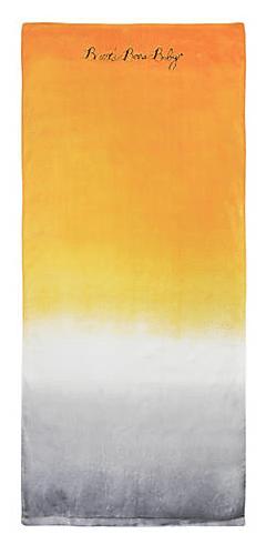 burt's bees organic towel