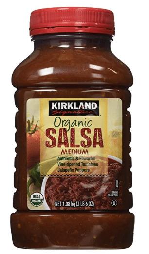 costco kirkland signature organic salsa