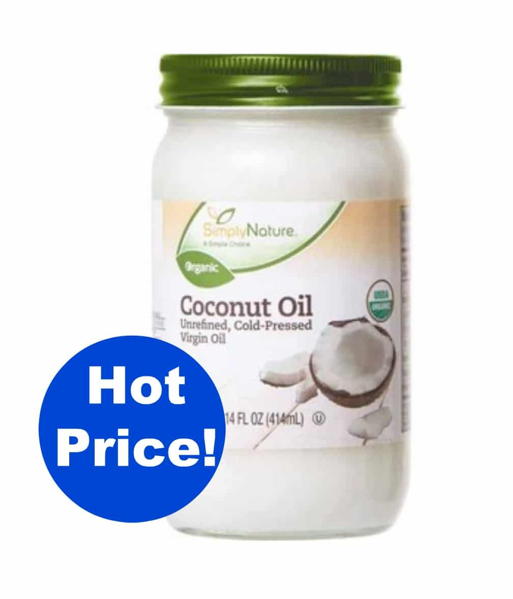 Now Coconut Oil Whole Foods