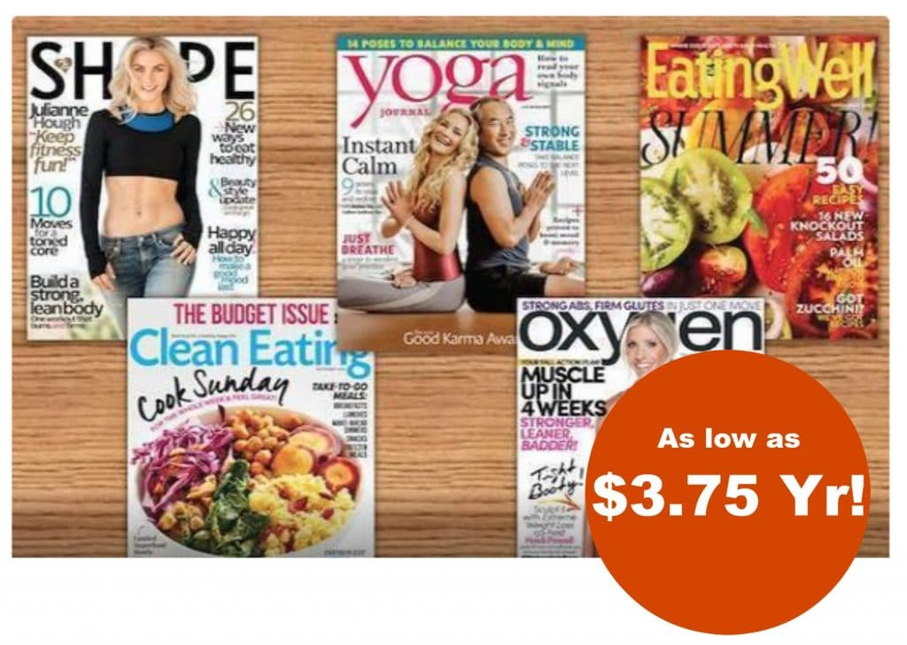 Discount magazines coupon codes