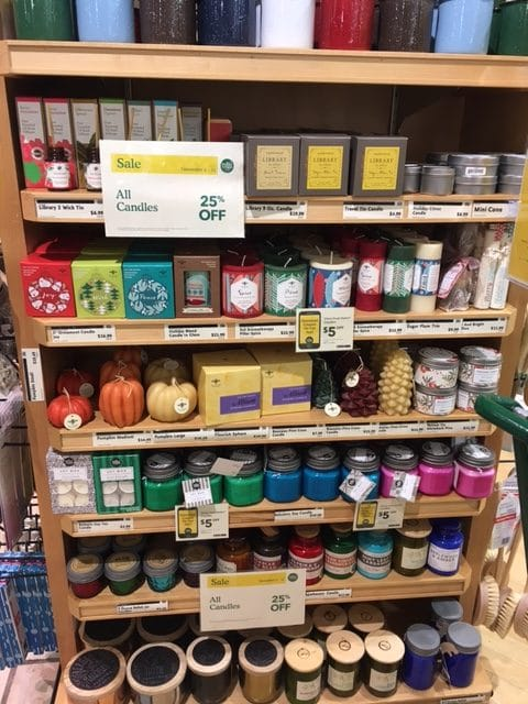 whole foods candles