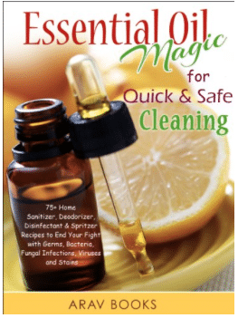 free essential oil cleaning ebook