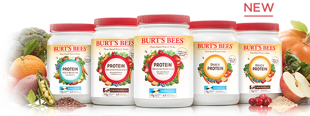 burt's bees protein party