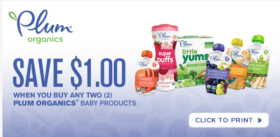 plum organics baby coupon