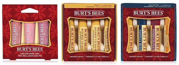 free burt's bees gift sets macs