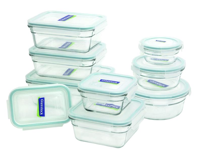 Glass Lock 18 pc Glass Food Storage Set Lowest Price Ever 2599