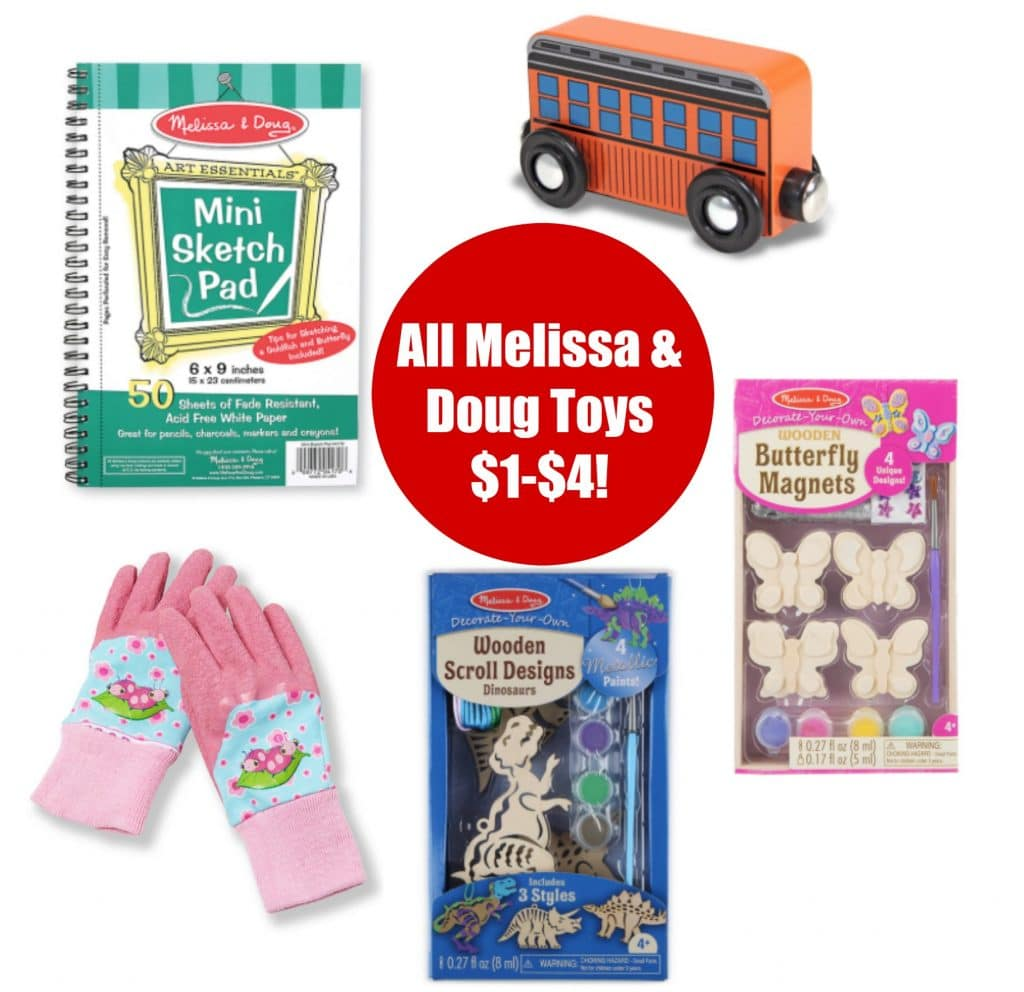 Melissa And Doug Toys : Melissa doug toys on hollar selling out quickly