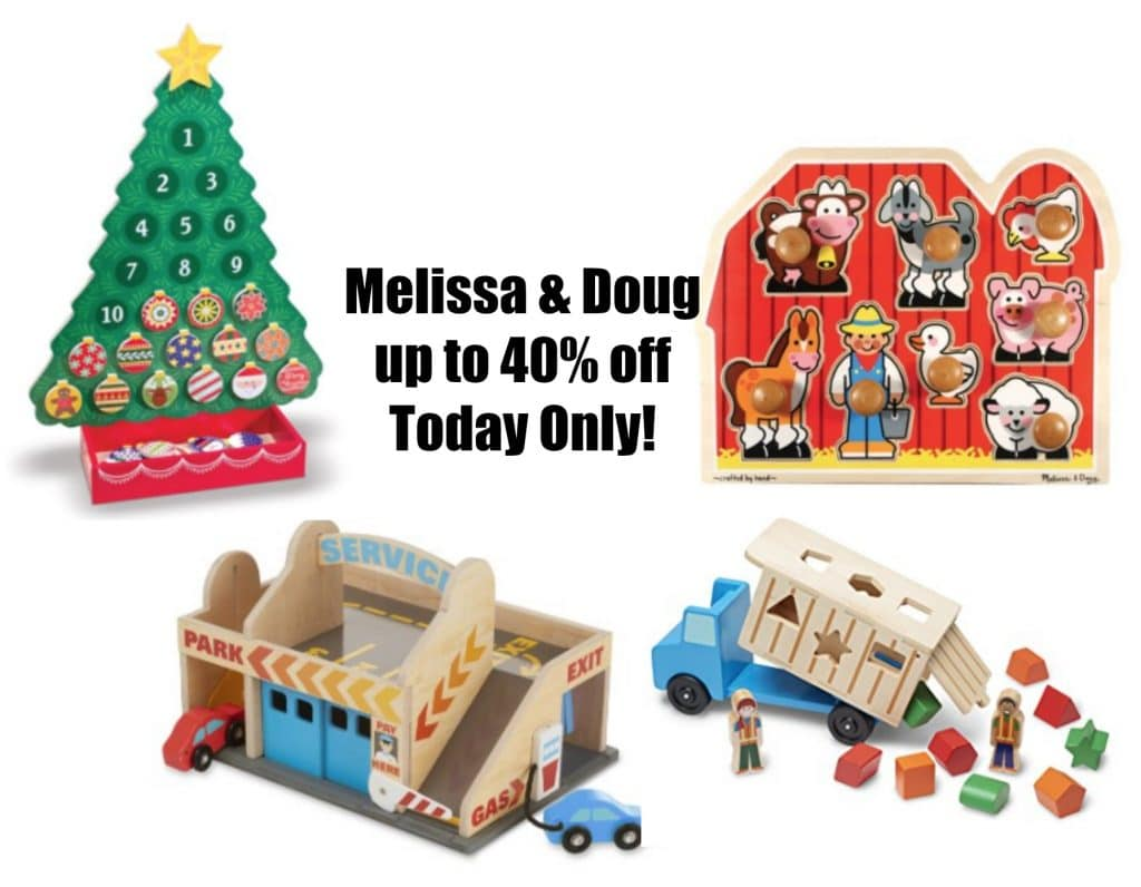 Melissa Doug Toys : Melissa doug toys up to off today only on amazon