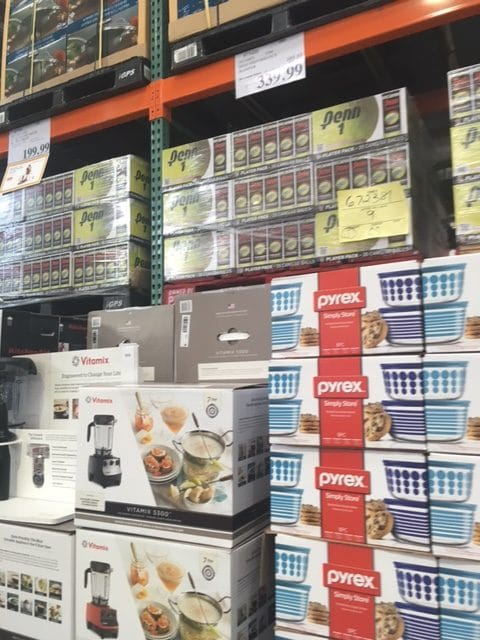vitamix costco kitchenaid