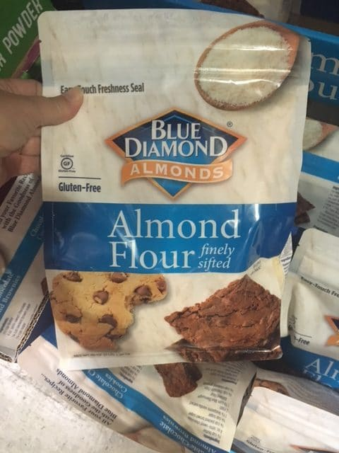 costco blanched almond flour
