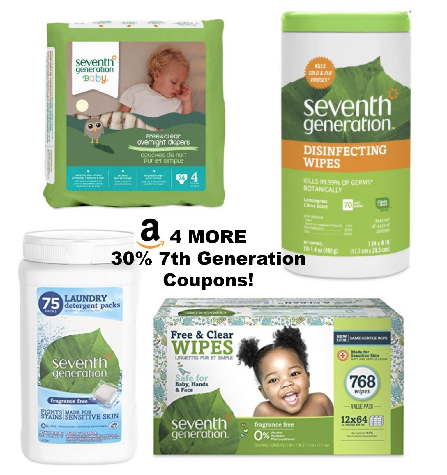Seventh generation coupons 2019