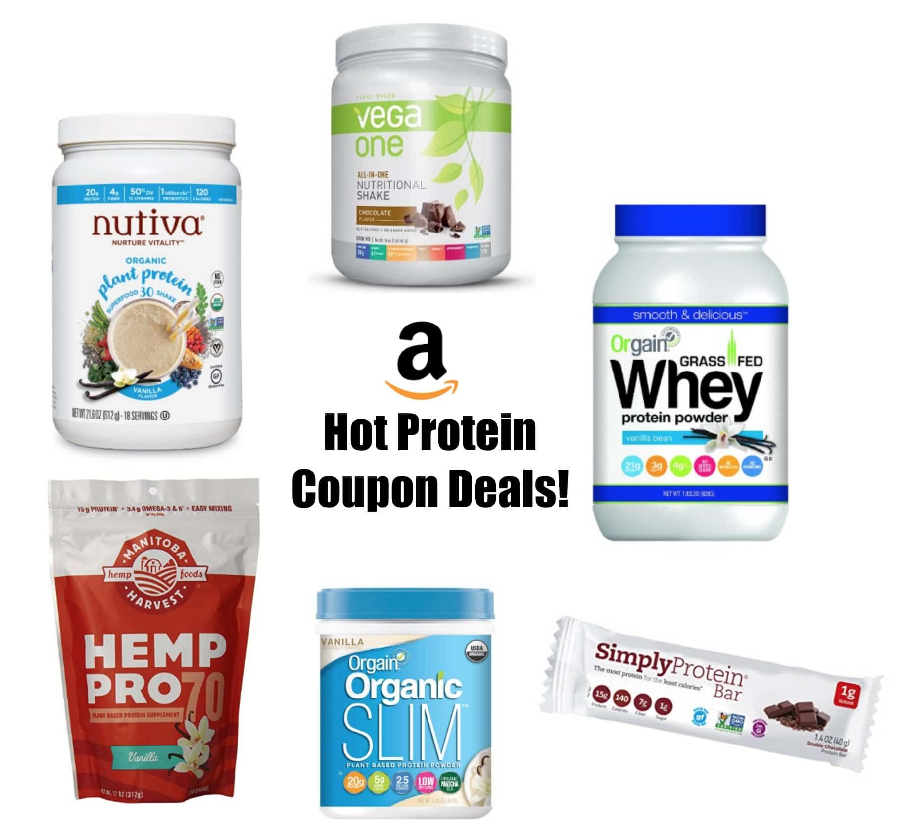 Best In Store Whey Protein Deals
