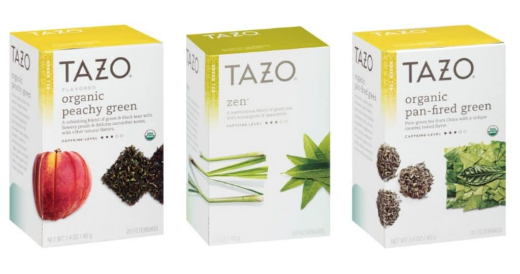 About me and Where's My Tazo Tea?