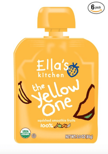 25% off earth's best & ella's kitchen organic baby food and