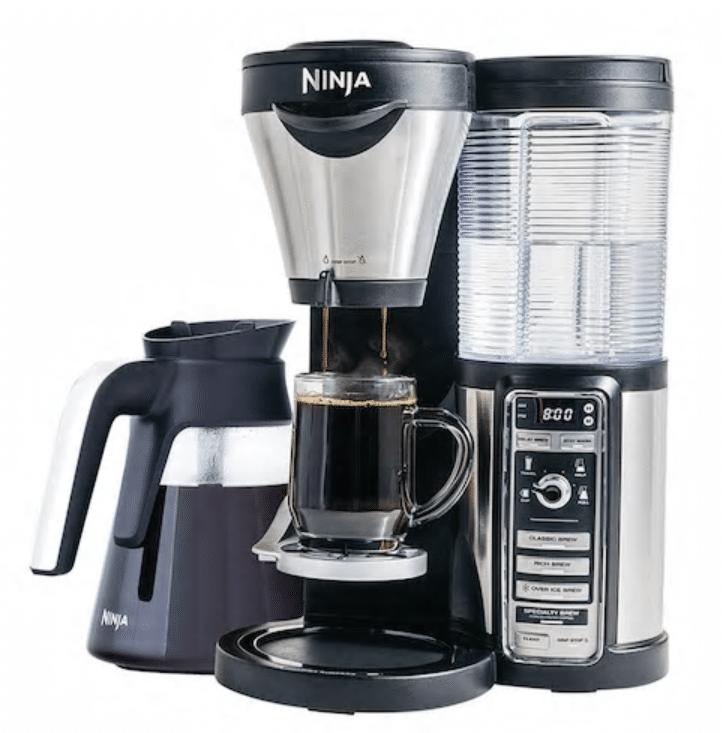 Ninja Coffee Bar with Glass Carafe USD 66.99 after Kohl s Cash (reg. USD 129.99) All Natural Savings