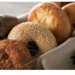 free panera bagel
