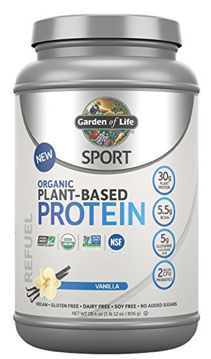Clip This $2 Coupon For Garden Of Life Sport Organic Plant Based Protein  Powder Over On Amazon.