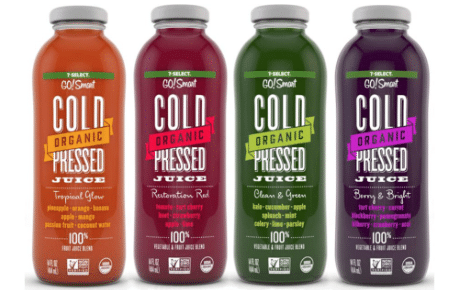 Free 7 Select Organic Cold Pressed Juice At 7 Eleven All