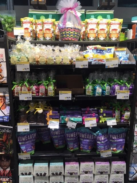 Organic and Allergen-Free Easter Candy at Whole Foods Price and ...