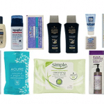 free women's sample box
