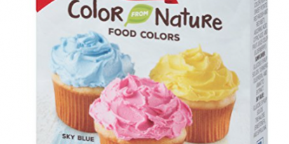 McCormick Natural Food Coloring Discount on Amazon (Petroleum-free ...