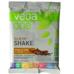 Vega protein samples
