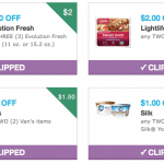 new organic printable coupons